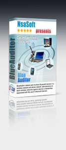 Download BlueAuditor - bluetooth network scanner!