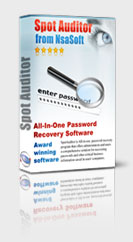 Internet Explorer, Outlook and MSN messenger password recovery